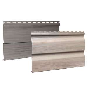 Kaycan Hardwood Valley Lap Siding