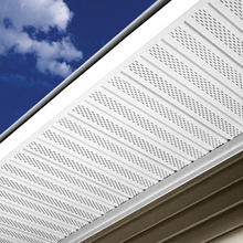 Vinyl Soffit Kaycan Vinyl Soffit Colors Styles Aesthetically Inspired