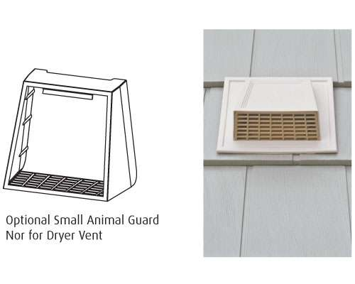 Small Animal Guard for 4