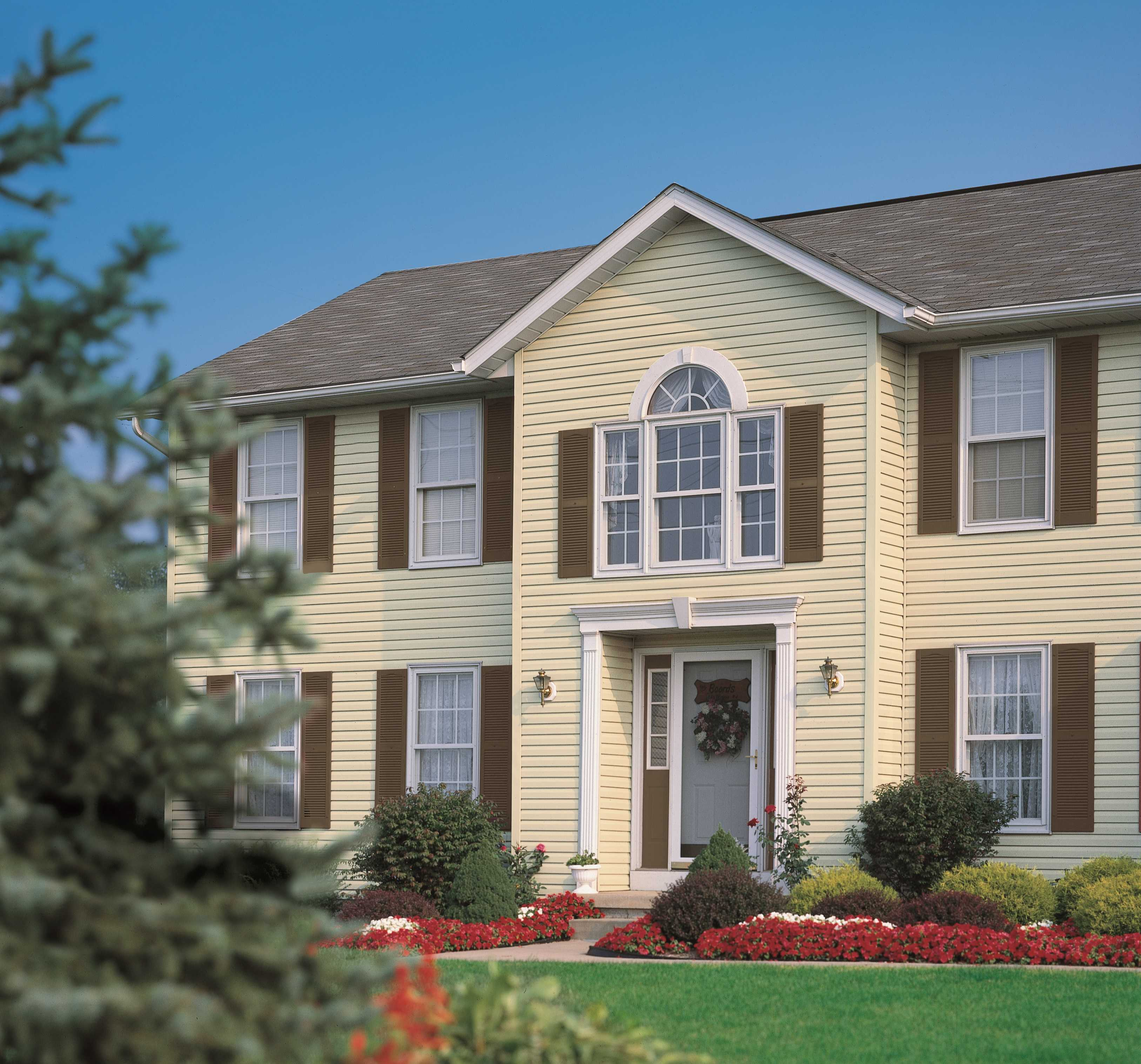 Vinyl Siding Cost Vs Value Assessment Kaycan