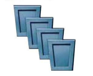 Gable Vent Keystone for Standard Vents (Special Order)
