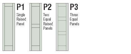 RAISED PANEL (P Type)