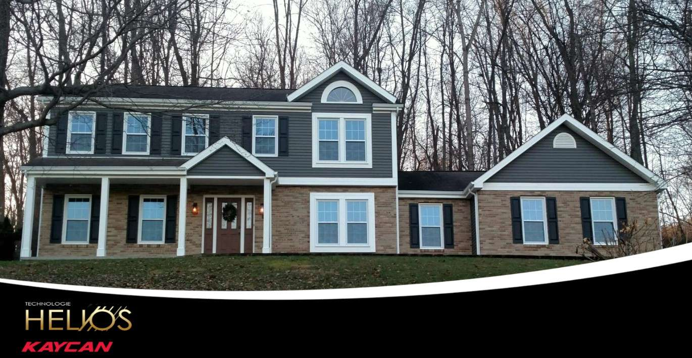 Siding Photos Gallery & Ideas | Kaycan Home Remodel Pictures