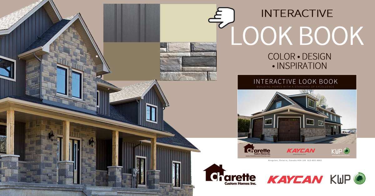 Charette Custom Homes Look Book